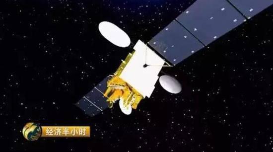 中国发射一枚超级卫星 飞机高铁上将实现高速上网