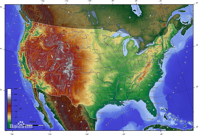 美国本土13年来最强飓风哈维冲击德州