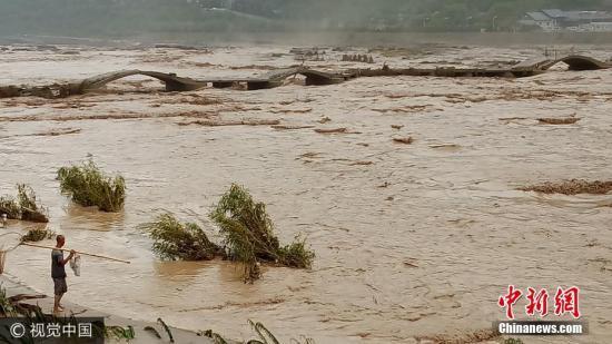 北方新一轮强降雨将至 国家防总部署防御工作|抗旱|黄河|水利工程