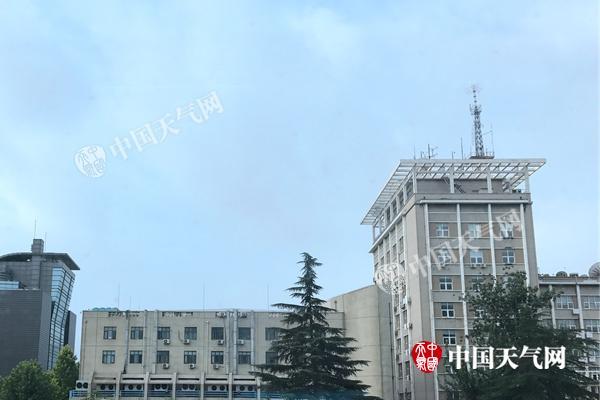 北京今天傍晚起有中雨局地暴雨 或影响晚高峰|局地|中雨|晚高峰