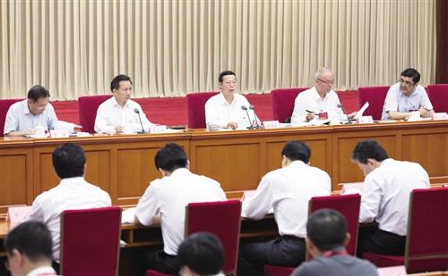 张高丽:八个坚持治理京津冀及周边秋冬大气污染